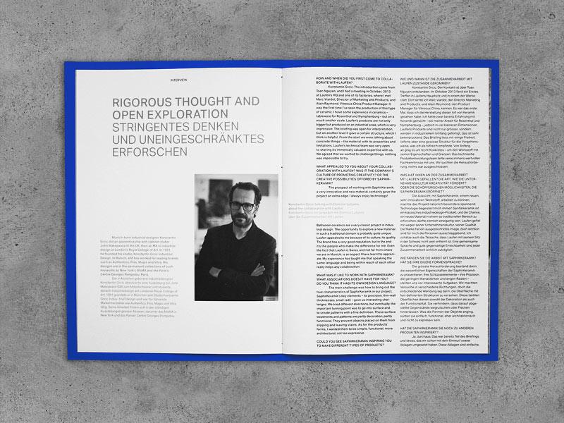 Interview mit Konstantin Grcic